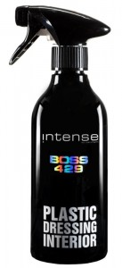 Intense by CarChem BOSS 429 Plastic Dressing Interior 500ml
