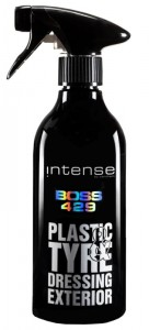 Intense by CarChem BOSS 429 Plastic & Tyre Dressing Exterior 500ml